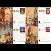 SPAIN 1970 - Card-Buildings - 1931-Aujourd'hui: II. République - ....Juan Carlos I