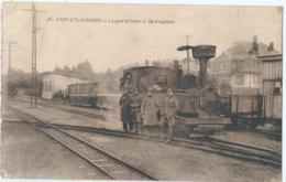 Camp D'Elsenborn - La Gare Militaire - De Krijgstatie - 1926 - Elsenborn (camp)