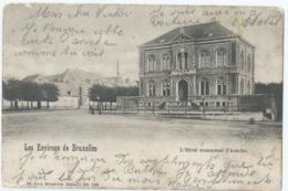 Asse - Les Environs De Bruxelles - L'Hôtel Communal D'Assche - Ed. Nels Serie 11 No 160 - 1903 - Asse