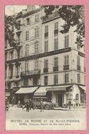 13 - MARSEILLE - Hotel De Rome Et Saint Pierre - Canebière, Stadtzentrum