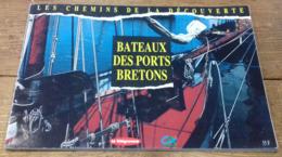 Bateaux Des Ports Bretons - Bretagne