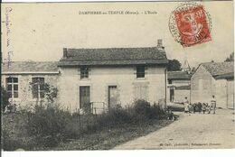 MARNE : Dampierre Au Temple, L'Ecole, Animée - Other Municipalities