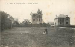 BRIGNOGAN GROUPE DE VILLAS - Brignogan-Plage