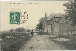 MARNE : St Mard Les Rouffy, La Rue Du Haut - Otros Municipios
