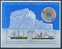 Duitsland/Germany/Allemagne/Deutschland 2001 Mi: Block 57 (Gebr/used/obl/o)(5373) - Blocs