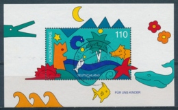 Duitsland/Germany/Allemagne/Deutschland 1998 Mi: Block 42 (Gebr/used/obl/o)(5370) - [7] Federal Republic