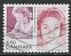 Denmark 2008. Scott #1414 (U) Bodil Kjer (1917-2003), Actress - Danimarca