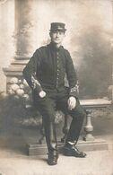 Militaire Cpa Carte Photo Soldat Octobre 1914 - Reggimenti
