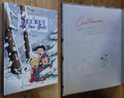 Les Aventures De Vick Et Vicky: Le Secret Du Lac Gelé (DESSIN ORIGINAL & ÉO) - Verzamelingen