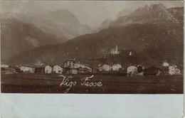 Fasstal Vigo Di Fassa Stadt - Privatfoto AK Südtirol 1899 Privatfoto - Zonder Classificatie