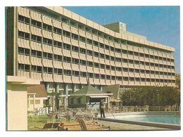 AFGHANISTAN POSTCARD, STATIONERY CARD KABUL INTERNATIONAL HOTEL - Afghanistan