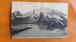 Avanne - Les Grandes Eaux En 1910 - Vue Prise Du Pont - France