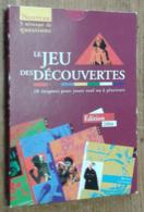 Le Jeu Des Découvertes - Palour Games