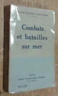 Combats Et Batailles Sur Mer (septembre 1914 - Décembre 1914) - Voyages