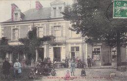 Indre-et-Loire - Marigny-Marmande - Hôtel Des Voyageurs - Francia