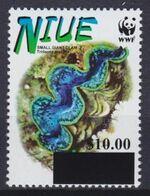 NIUE 2002, Mi# 977, CV €100, WWF, Fauna, MNH - Nuevos