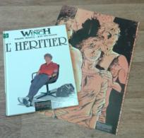 Largo Winch, Tome 1: L'Héritier (EO Avec Poster) - Verzamelingen