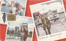GUATEMALA. National Palace. 2003-01-01. GT-TLG-0135A. (035) - Guatemala