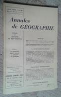Annales De Géographie N°366 (mars-avril 1959) - Voyages