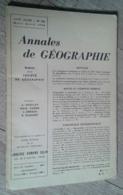 Annales De Géographie N°360 (mars-avril 1958) - Voyages