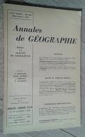 Annales De Géographie N°354 (mars-avril 1957) - Voyages