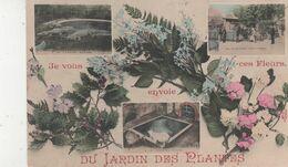 CPA   JE VOUS ENVOIE CES FLEURS DU JARDIN DES PLANTES A NANCY - Frankreich