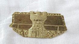 Argentina Argentine  Armée Army Armored Engineer Badge Insigne Shield  #16 - Insigne & Ordelinten