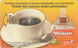 GUATEMALA. Café Musun 1. 2003-01-01. GT-TLG-0147. (031) - Guatemala