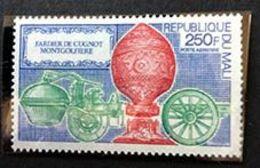 MALI - Fardier De Cugnot, Montgolfière - PA 152 - 1972 - Mali (1959-...)