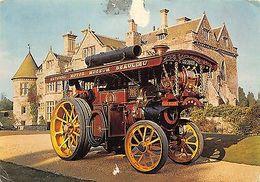 "Auto ""Lord Nelson"" Burrell Showman Engine No. 3443 Fine Engine 1913 - Autres"
