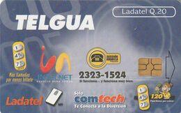 GUATEMALA. Telgua & Parters. 2006-01-01. GT-TLG-0265. (032) - Guatemala