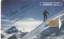 GUATEMALA. Mount Everst. 7 Cimas Del Mundo, Jaime Viñales. 2001-01-01. GT-TLG-0065. (036) - Guatemala