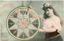 BERGERET  -  ROSE Des VENTS - - Bergeret