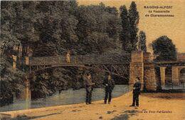 MAISONS-ALFORT - La Passerelle De Charentonneau - Maisons Alfort