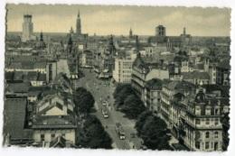 Tram/Strassenbahn Antwerpen/Anvers,Panorama, Gelaufen - Tranvía