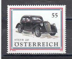Austria 2006 - Automobile: Steyr 220, Mi-Nr. 2614, MNH** - 2001-10 Neufs