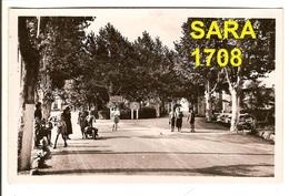 05 SAVINES, Village Disparu Sous Les Eaux Du Lac De Serre Ponçon. Avenue De La Gare Et Route De Gap. ( VOIR SCAN ). - Sonstige Gemeinden