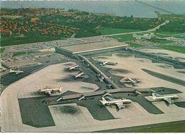 CARTE POSTALE COPENHAGEN KOPENHAGEN THE AIRPORT - Denmark
