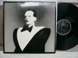 Klaus Nomi - 33t Vinyle - Klaus Nomi - PL 70027 - Original - New Age