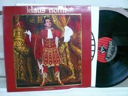Klaus Nomi - 33t Vinyle - Encore - PL 70180 - Original - New Age