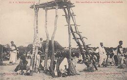 S.O. MADAGASCAR , Bilo (sacrifice) En Vue De La Guerison D'un Malade , 00-10s - Madagascar
