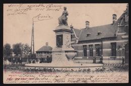 VILVOORDE  A.SUGG  31 N / 3   MONUMENT JEAN PORTAELS - Vilvoorde
