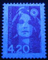 Briat Variété 2770, 4,20, Sans Phospho, Neuf - 1989-96 Marianne (Zweihunderjahrfeier)