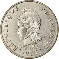 Monnaie, Nouvelle-Calédonie, 10 Francs, 1983, Paris, TTB, Nickel, KM:11 - Nuova Caledonia