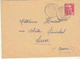 ESC 15F Gandon O. FB Merey Marne 1951 - 1921-1960: Periodo Moderno