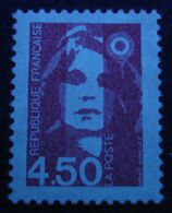 Briat Variété 3007, 4,50, Sans Phospho, Neuf - 1989-96 Marianne (Zweihunderjahrfeier)