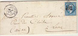 LAC C. Wallon Notaire  N°22 GC +  T15 Beaurieux Aisne 1865 - 1877-1920: Periodo Semi Moderno