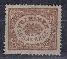 SVERIGE - SUEDE. YVERT Nº 2, ANS 1856 / 1862. SERVICE INTERIEUR. CÔTE €650. AVEC CHARNIERE -LILHU - Neufs