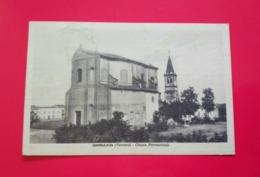GAMBULAGA - CHIESA PAROCCHIALE. - Ferrara