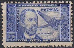 ESPAÑA 1944 Nº 983 NUEVO LEVES MANCHAS DE OXIDO - 1931-50 Ungebraucht